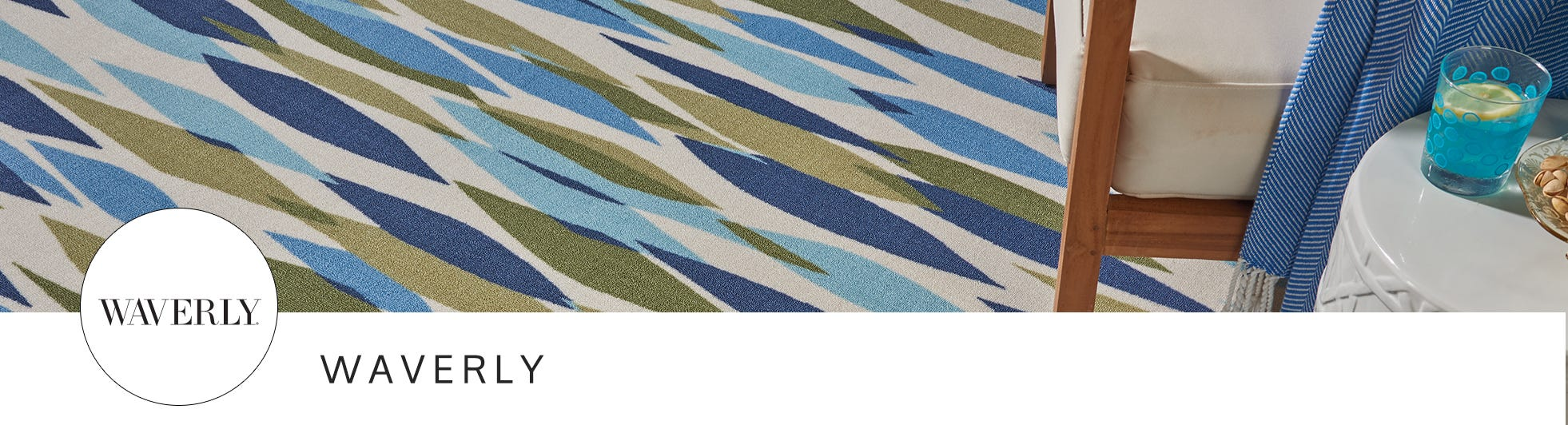 Waverly Brands Area Rugs