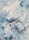 CORSICA SHAG CRC04 BLUE/MULTICOLOR