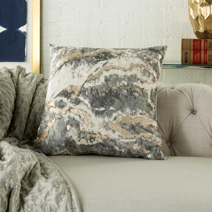 Inspire Me Home Decor Bj109 Charcoal