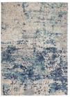 kathy ireland® Home IVORY SHORE KI61 IVORY/DARK BLUE