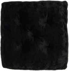 """LIFE STYLES L0225 BLACK 18"""" x 18"""" x 3"""" SEAT CUSHION"""