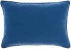 """OUTDOOR PILLOWS L9090 BLUE 14"""" x 20"""" THROW PILLOW"""