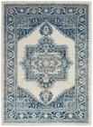 PERSIAN VINTAGE PRV01 IVORY BLUE