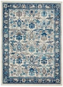 PERSIAN VINTAGE PRV05 IVORY/GREY/BLUE