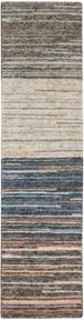 PLATEAU PAE01 BLANKET  -- GREY GREEN, IVORY, BLUE, GREY FLAME