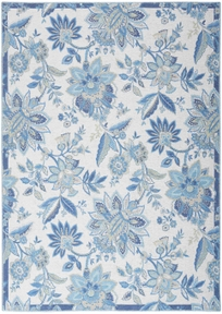 WASHABLES COLLECTION WAW01 IVORY BLUE