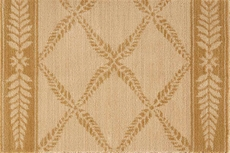 CHATEAU NORMANDY NO21 BEIGE RUNNER