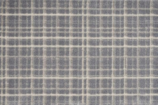 PERSPECTIVES PLAID PLDPR BLUE/IVORY