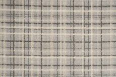 PERSPECTIVES PLAID PLDPR SILVER/IVORY
